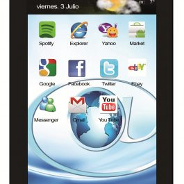 "Tablet I-JOY Landa 7"" Android 4.0 Táctil Wifi"