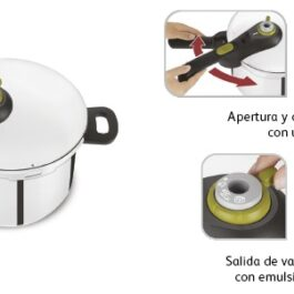 Olla TEFAL P253073 Secure 5 Neo 6 Litres
