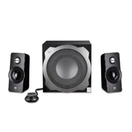 Altavoces WOXTER BB260S 2.1 Silver 150W