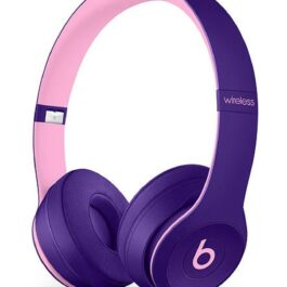 Ariculares BEATS Solo3 Wireless MRRJ2ZM/A Violet
