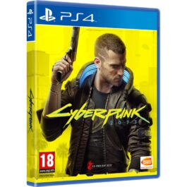 """Juego SONY PS4 """"Cyberpunk2077"""" Day One Edition"""