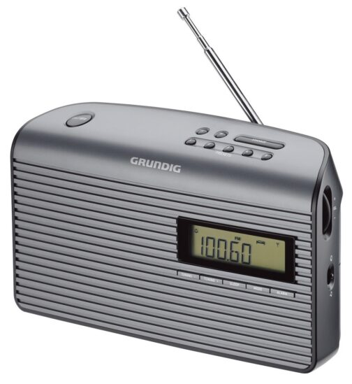 Radio GRUNDIG Music 61 Grey GPR1220