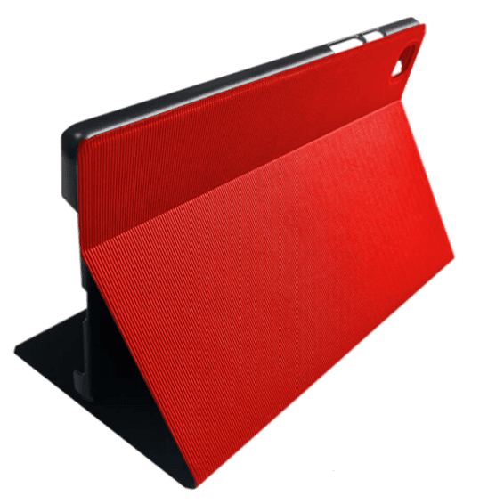 """SILVER TAB A7 10.4"""" 0440 Red Tablet Case for Samsung"""